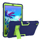 Case For LG G Pad 5 10.1 inch 2019 Shockproof Rugged Built-in Stand Tablet