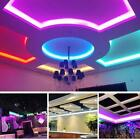 1-5M 3528 SMD RGB USB 300 LED Strip light string tape+44 Key IR remote Q Ц