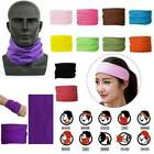 Motorcycle Biker Balaclava Bandana Cycling Face Neck Tube Scarf Snood Plain