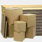 Single & Double Wall CARDBOARD Postal Removal Moving BOXES - Packing Box