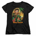 Betty Boop  Hula Boop Ii Girls Jr Black Rockabilia $27.59 USD on eBay