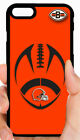CLEVELAND BROWNS NFL Case for iPhone TPUCover 6 6s 7 8 Plus X Xr Xs Max $17.99 USD on eBay