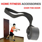 Home Fitness Resistance Bands Over Door Anchor Elastic Band Training Exercise ~