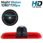 car rear view camera Mirror for Toyota Commuter Hiace H200 MK5 Brake Light LWB