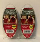 Yankee Candle Assorted Fragranced Wax Melts, 2.6 oz, Lot of 2, NEW