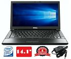 Cheap Dell Laptop 14.1 Inch Dual Core 4gb Ram 500gb Hdd Windows10 Wifi Warranty