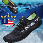 Mens Womens Water Shoes Quick Dry Barefoot Swim Diving Surf Aqua Sport Beach