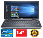 "Cheap&fast 14"" Dell Laptop Core I5 8gb Ram 1tb Hard Drive Wifi Win10 Warranty"