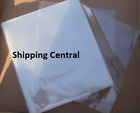 Clear shrink wrap Bags 12x12 High Clarity Heat Shrink Bags You Choose Quantity