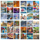 DIY Paint By Number Kit Digital Acrylic Oil Painting Canvas Art Wall Home Decor