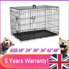 Dog Cage Puppy Crates Small Medium Large Extra Large Pet Carrier Training Cages!