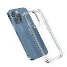 For iPhone 7 8 Plus SE (2020) Clear Case Shockproof Ring Holder Kickstand Cover