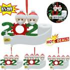 2020 Xmas Christmas Tree Hanging Ornaments Family Ornament Decor  Diy