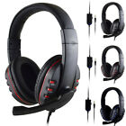Cuffie Gaming per PS4 PC XBOX ONE Auricolare con Controllo Volume e Microfono