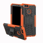 For Huawei Honor 7X / Mate SE Shockproof Case Hard Protective Kickstand Phone