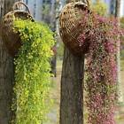 Artificial Fake Hanging Flower Vine Plants Home Wall Indoor Outdoor Garden Decor