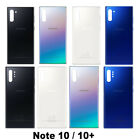 New Battery Cover Glass Rear Back Door For Samsung Galaxy Note10/10+