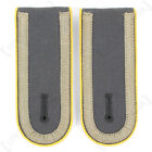 Military NCO German Bundeswehr Shoulder Boards Patch Pads - Unteroffizier