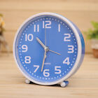 5 inch Mini Vintage Classic Analog Alarm Clock with Backlight , Battery Operated