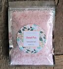 Handmade Spring Flowers Foaming Bath Salts Assorted Scents 12 oz