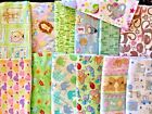 Buyers Choice 25 Flannel Fabric Quilting Squares-See Photo Choices