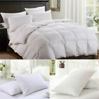 'Luxury Hotel Quality Goose/duck Feather &down Duvet Quilt 10.5 13.5 Tog All Size