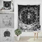 Wall Hanging Tarot Tapestry Magical Moon Sun Bedspread Large Wall Cover Decor UK