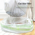 7pcs Pet Supplies Cleaning Sifting Cat Litter Filter Bag For Recycling Portable