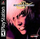 King of Fighters '99 (Sony PlayStation 1, 2001)