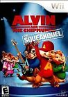 .Wii.'   '.Alvin And The Chipmunks The Squeakquel.