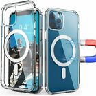 Внешний вид - New Clear Magnetic Hard Case For Apple iPhone 12 Mini/Pro/Pro Max Mag Safe Cover