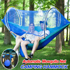 US Anti-mosquito Parachute Hammock Nets  Outdoor Camping Tent Portable Nylo