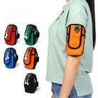 For Cell Phone Sport Armband Running Jogging Gym Arm Band Pouch Holder Bag