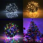 LED String Fairy Lights with UK Plug Home Decor for Party Christmas Tree Garden