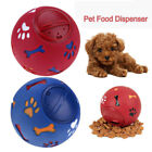 Pet Puzzle Toy Food Dispenser Tough-Treat Ball Dog Interactive Puppy Play Toys