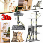 Cat Tree Climbing Tower Kitten Scratching Scratcher Post Large Activity Centre✔