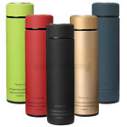 500ML Stainless Steel Water Coffee Flask Vacuum Drinking Bottle Thermoses Cup
