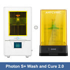 ANYCUBIC SLA Photon S UV Photocuring 3D Printer Dual Z-axis + Wash and Cure 2.0