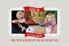 Personalised+Photo+Christmas+Thank+You+Cards+%2F+Notes+Inc+envelopes+Z60