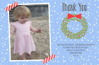 Personalised+Photo+Christmas+Thank+You+Cards+%2F+Notes+Inc+envelopes+Z57