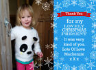 Personalised+Photo+Christmas+Thank+You+Cards+%2F+Notes+Inc+envelopes+Z56