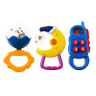 Rattle Activity Educational Play Toys  Rattles Plastic Shake Toy