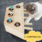 3/5 Holes Indoor Mouse Cat Hit Gophers Toys Interactive Puzzle Catch Mouse Game