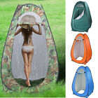 Portable Pop Up Toilet Shower Tent Changing Room Dressing Tent Camping Shelter
