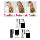 Cordless Hair Curler,Automatic Curling Iron, Auto Rotating Barrel Hair Curler