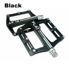 Alloy Bearing Road Bike Parts MTB Pedal Flat Platform Pedaling Bicycle Pedals