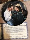 "Gone With the Wind ""Critics Choice"" Collectors Plate Series - First 5 Issues"