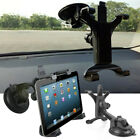 Universal 360  Car Mount Holder Windshield Dashboard Suction Tablet GPS Stand