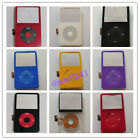 New Front Face Plate Turntable  Dots Apple iPod Classic Video 5 5.5th Gen 30GB