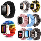 Scrunchie Loop Strap Band For Iwatch Apple Watch Series 6/se/5/4/3 38/42 40/44mm
